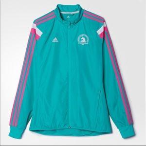 Adidas | Zip Up Running Jacket NWOT L